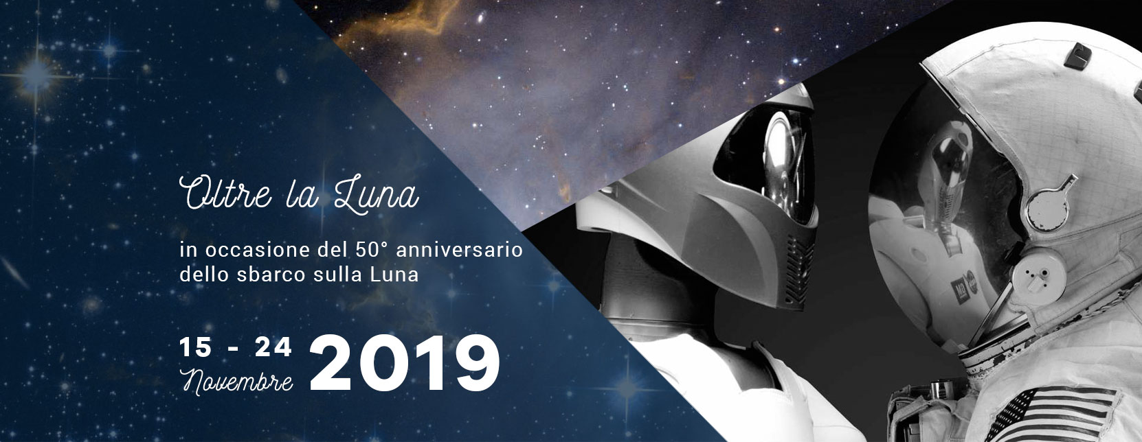 festival scienza verona 2019 - Oltre la Luna
