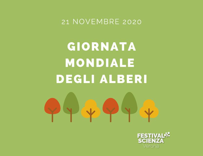 Giornata mondiale degli alberi