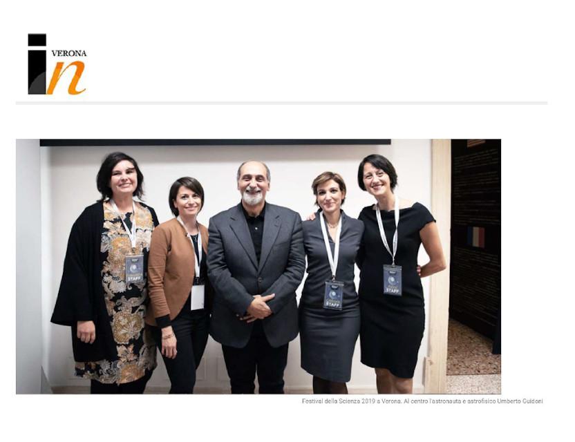 Festival Scienza Verona 2021: RiEvoluzione, uno sguardo al futuro