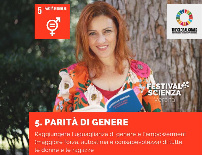Obiettivo 5:  parità di genere