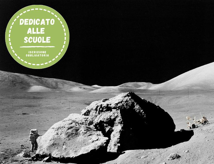 CosmoExperience – Moon Home. La prima lezione di astronomia in una app