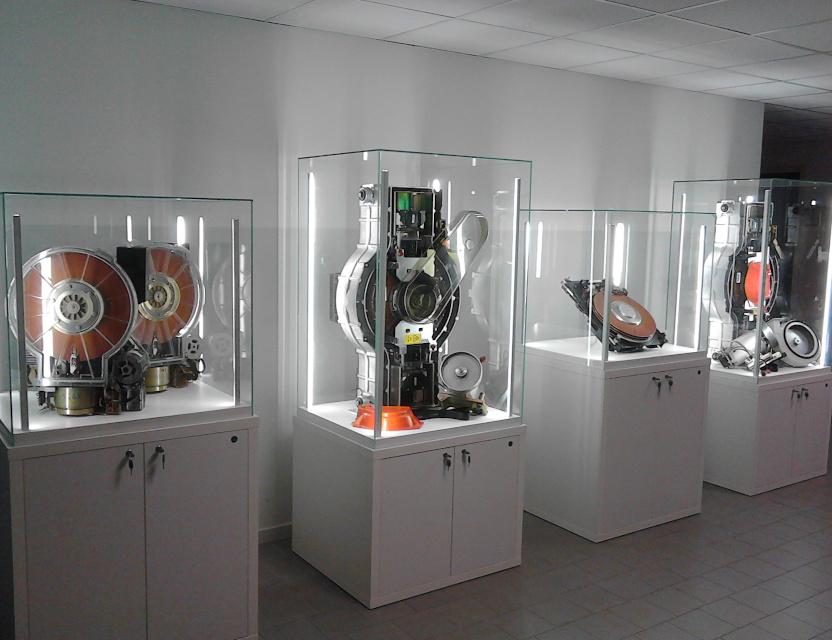 Il museo di Storia dell'informatica dell'Università di Verona