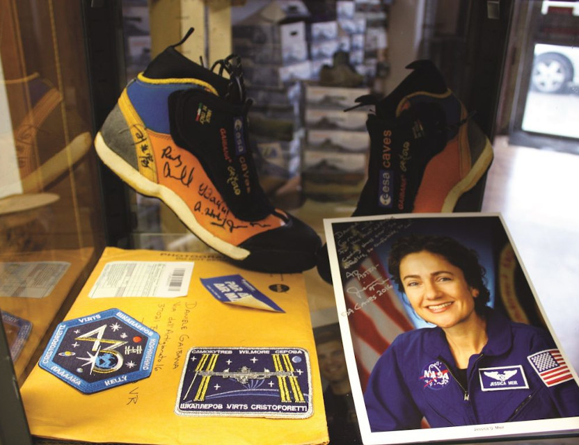Sviluppi tecnologici e opportunità per le aziende nell'addestramento degli astronauti: il caso del calzaturificio Gaibana