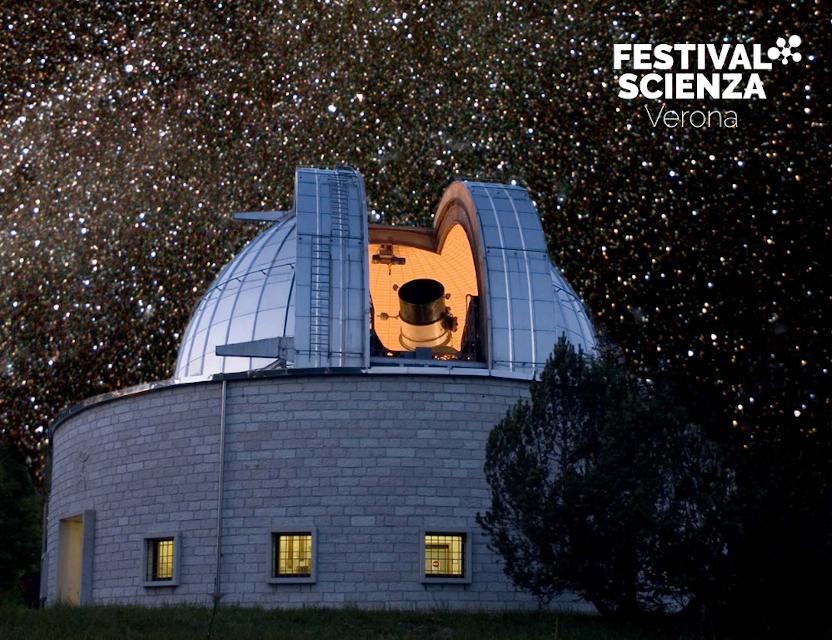 L'Istituto Nazionale di Astrofisica Inaf al Festival della Scienza Verona 2021