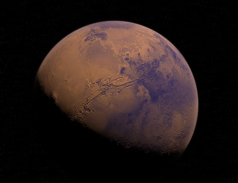 La RiEvoluzione dell'Uomo sul pianeta rosso: Marte