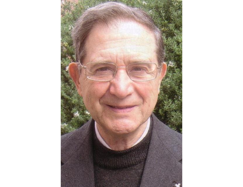Monsignore Fiorenzo Facchini
