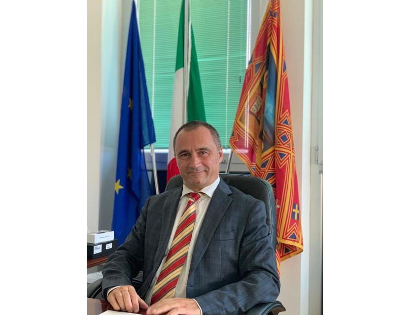 Il saluto del commissario straordinario di Arpa Veneto