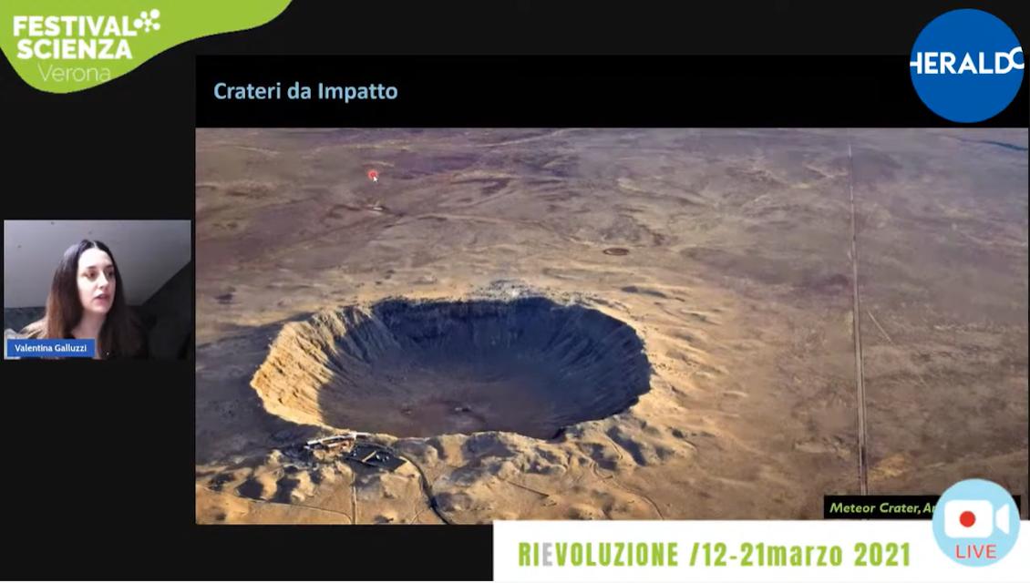 I pianeti sopra di me (e l'evoluzione in me) – Talk di Valentina Galluzzi