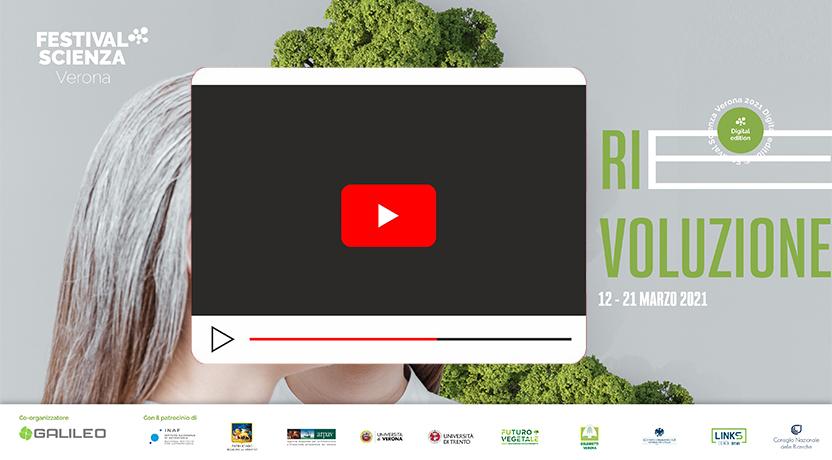 Festival Scienza Verona in streaming: istruzioni per l'uso