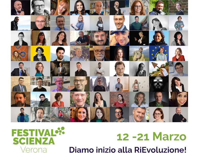 RiEvoluzione 2021. Il Festival Scienza Verona è pronto alla sfida!
